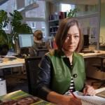 """Cécile Narinx, hoofdredacteur van ELLE: """"Als een blad met plezier wordt gemaakt, straalt dat er ook vanaf"""""""