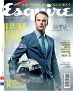 Esquire april 2013