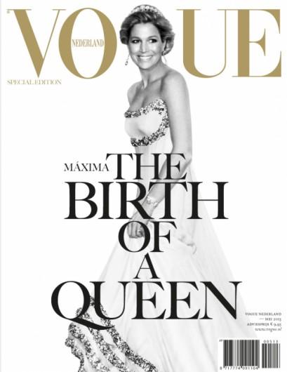 Maxima, the Birth of a Queen