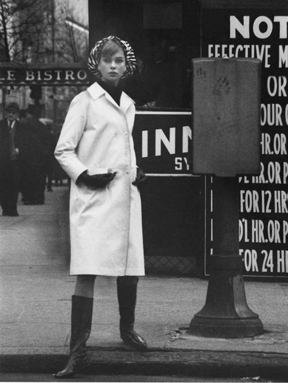 David Bailey/© 1962 Condé Nast