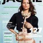 Jackie heeft een nieuwe hoofdredacteur