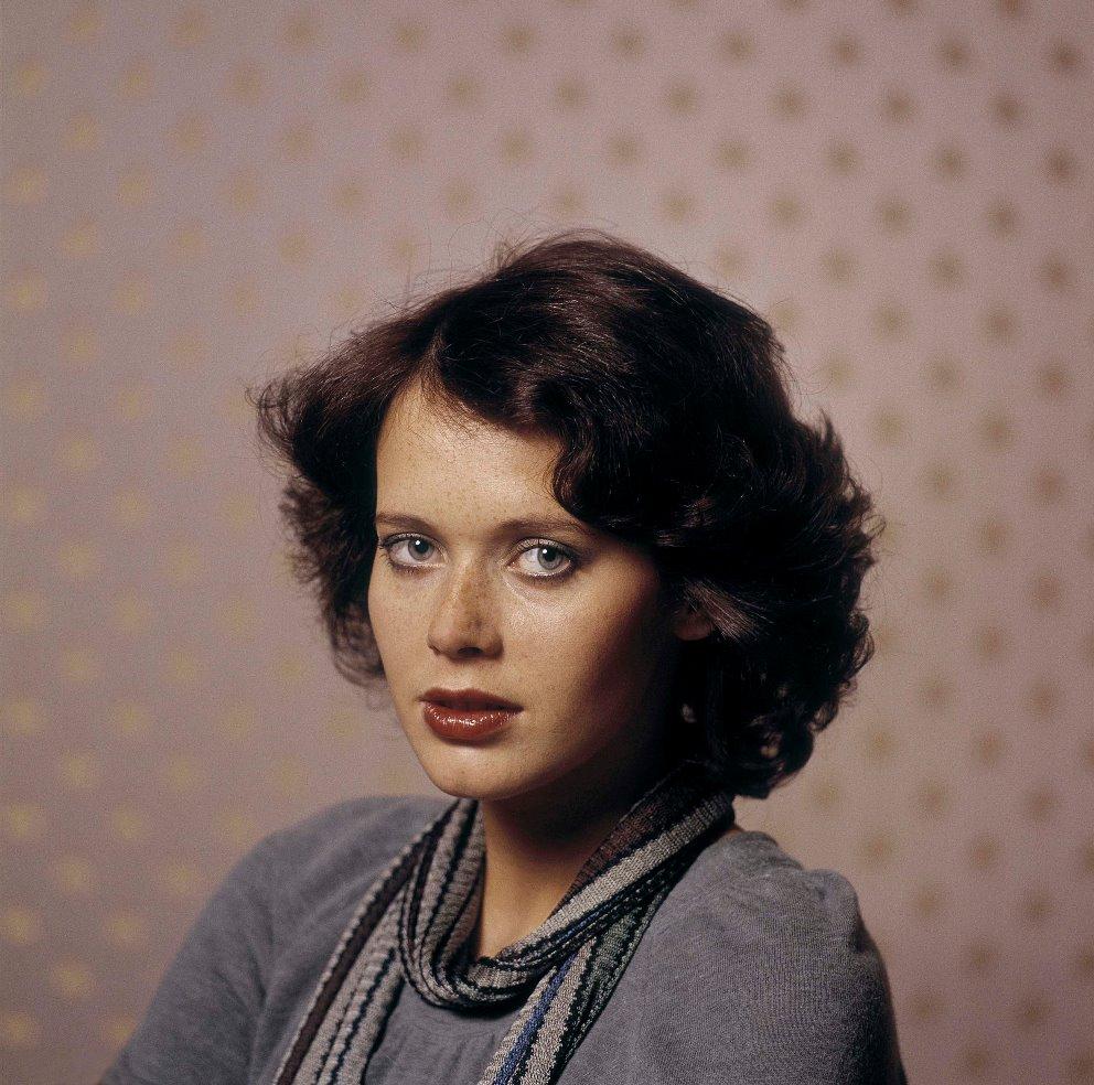 Sylvia Kristel Actrice Emmanuelle Nieuwe Revu januari 1975 C C. Barton van Flymen