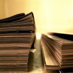 Manieren om je tijdschriften te bewaren