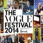 Vogue Festival 2014: 29 & 30 maart