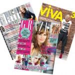 De vrouwenweekbladen verkochten minder deze zomer