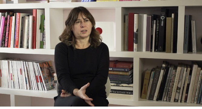 Alexandra Shulman video