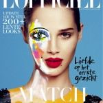 Cover: L'Officiel NL februari 2014