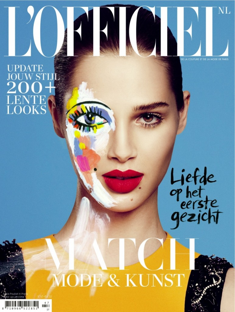 Cover-lOfficiel mode en kunst