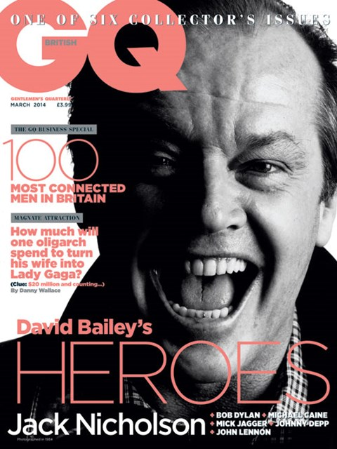 GQ UK march 2014 Jack Nicholson