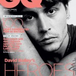 De helden van David Bailey op de cover de GQ