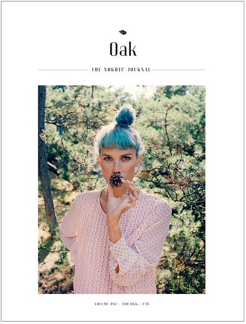 Oak - The Nordic Journal issue 1