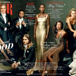 Cover: Vanity Fair Hollywood Issue