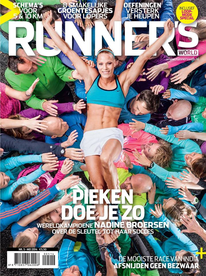 cover runners world mei 2014
