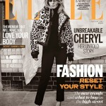 Cover: ELLE UK – Augustus 2014