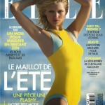 Zomerse ELLE France cover