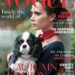 Video: Achter de schermen van de Vogue UK covershoot met Victoria Beckham