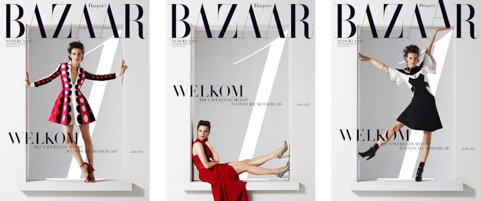 Haper's bazaar nederland eerste editie