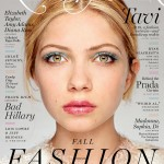 Cover | Tavi Gevinson voor New York Magazine