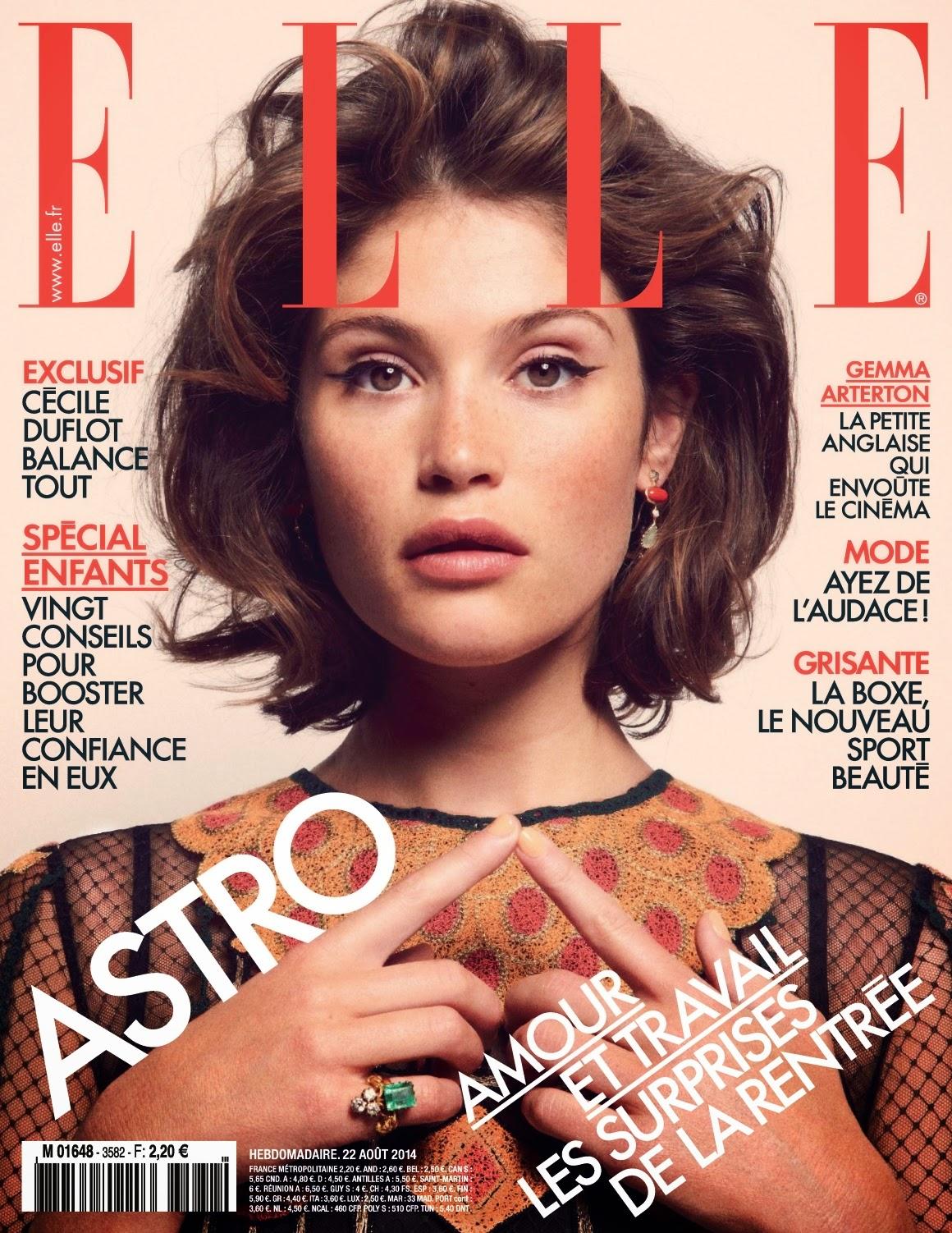 ELLE-France-Gemma-Arterton-by-Dusan-Reljin-for-Elle-France-22nd-August-2014
