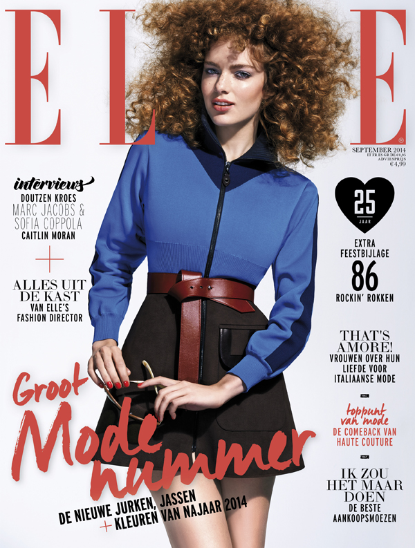 ELLE NL september 2014