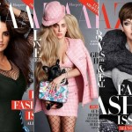 De september-edities van Harper's BAZAAR: iconen in visnet