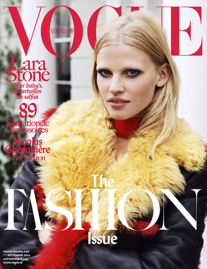 lara-stone-dutch-vogue-2014-cover