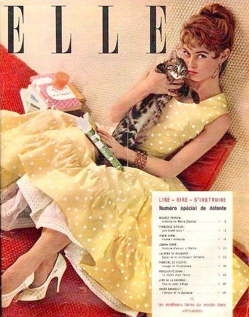 BB ELLE 1950