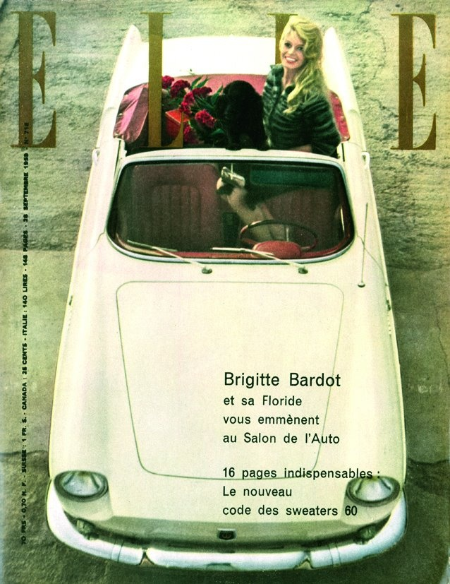 BB ELLE 1959