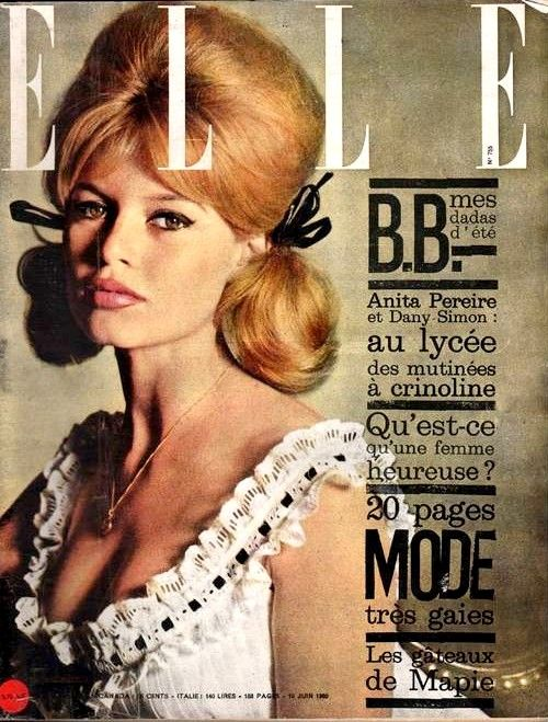 BB ELLE 1960