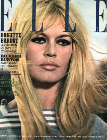 BB ELLE 1967