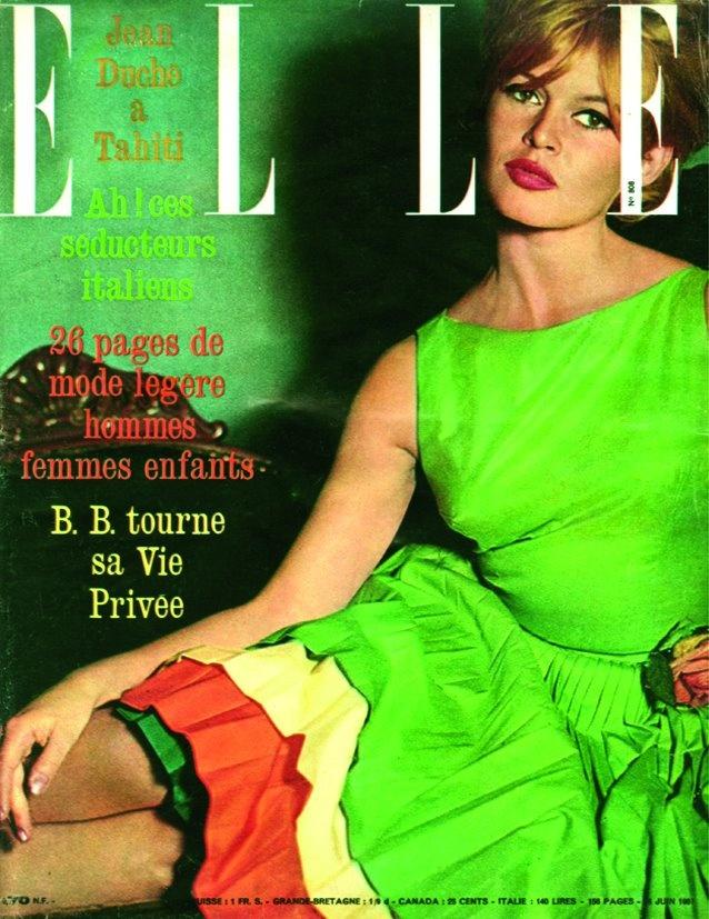 BB ELLE green