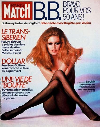 BB Paris Match 1984