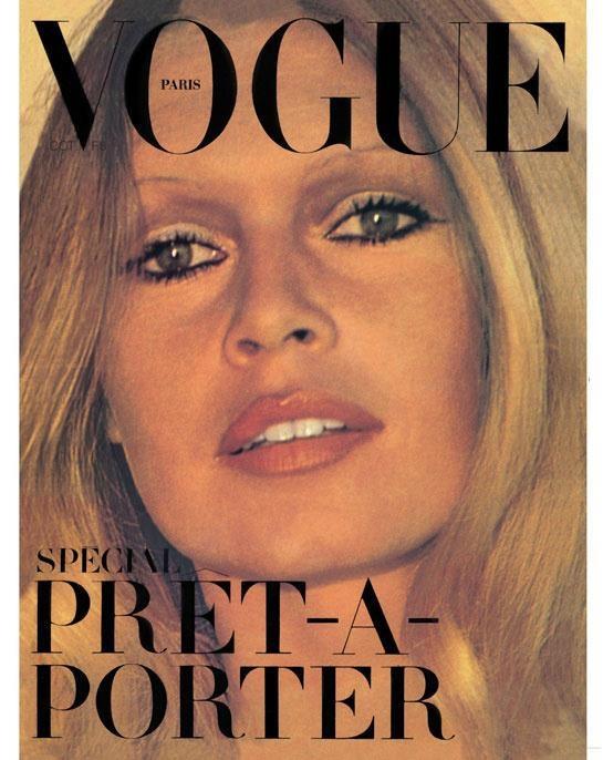 BB Vogue Paris 1971
