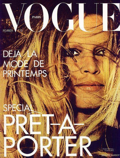 BB Vogue Paris 1973