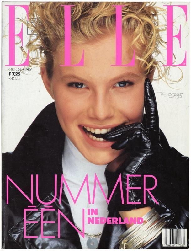 Elle Nederland 1989 eerste nummer
