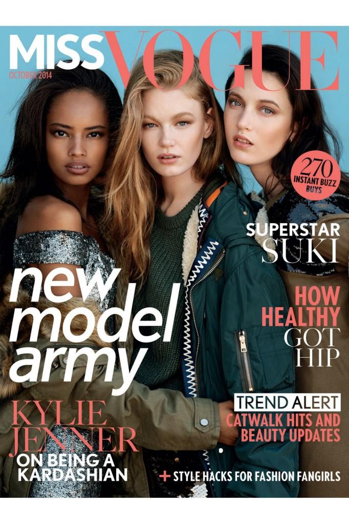 Miss Vogue October 2014