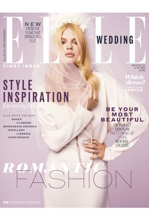 ELLE Wedding september 2014