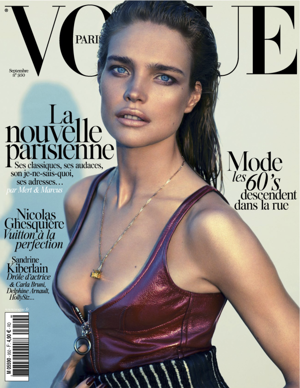 vogue paris september 2014 cover