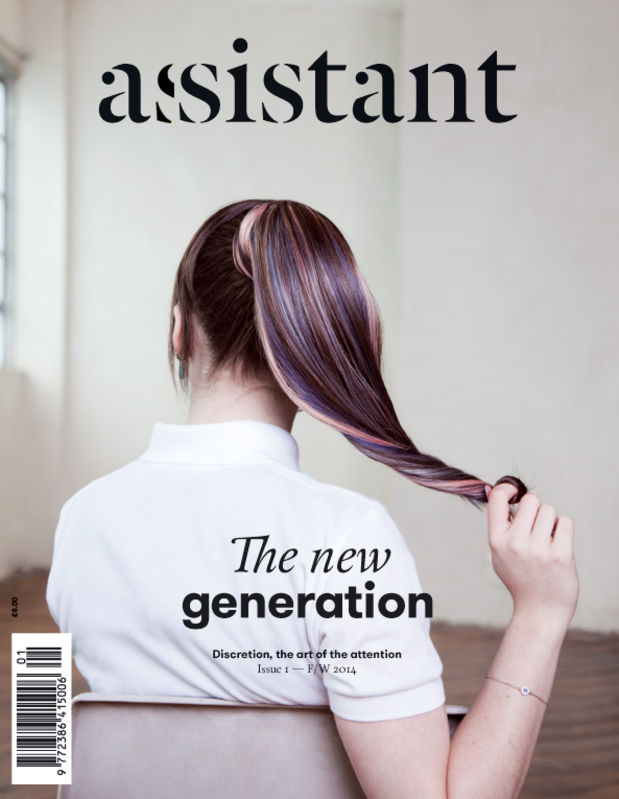 assistent cover