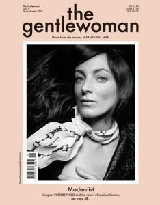 the gentlewoman cover phoebe philo 2010