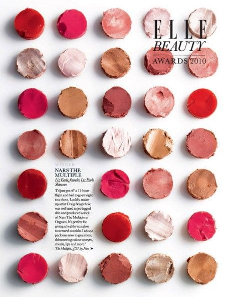 chopped lipsticks elle magazine