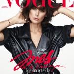 'Thé Parisienne' Inès de la Fressange siert Vogue Paris