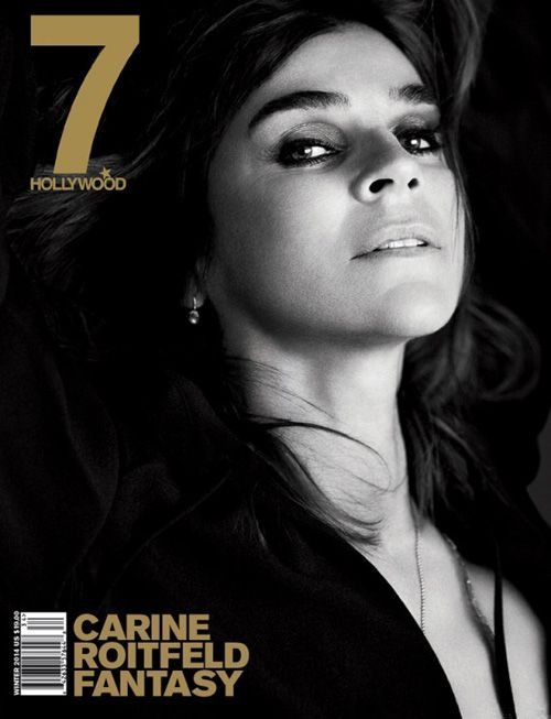 7 hollywood carine roitfeld