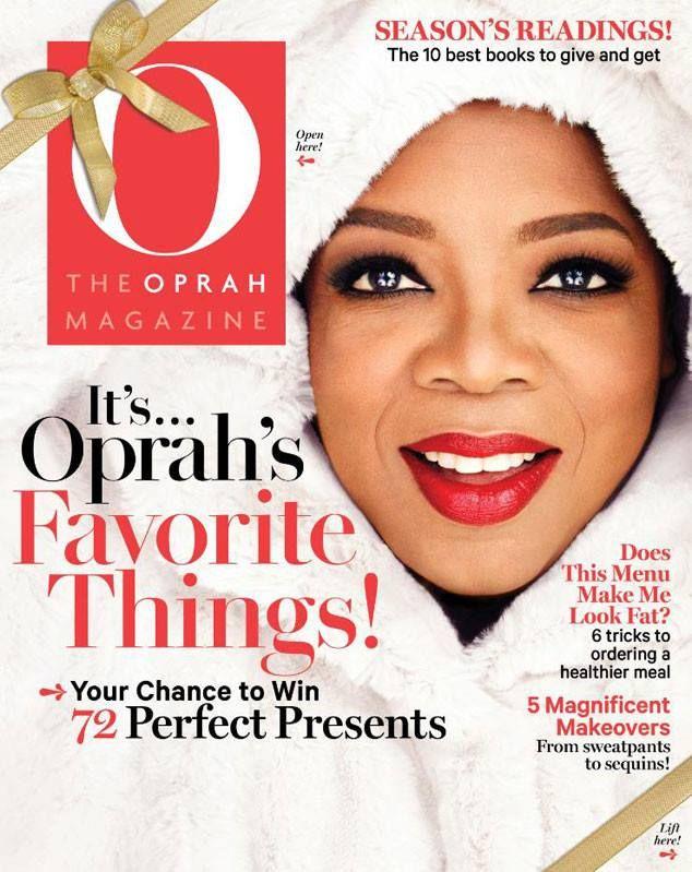 O Magazine december 2014