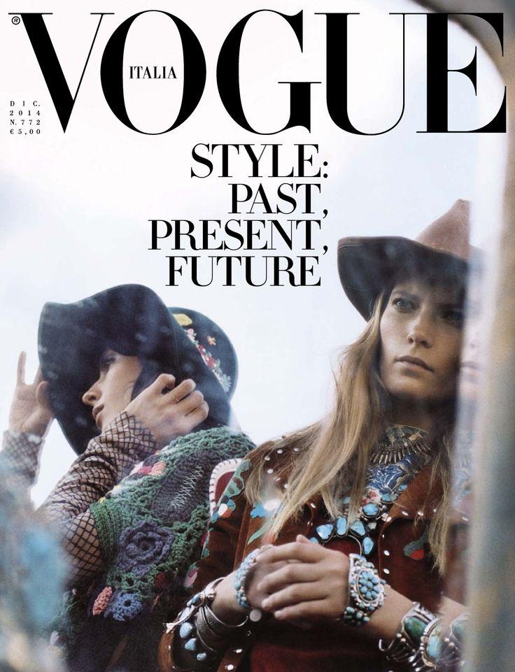 Vogue Italia december 2014