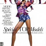Cover: Vogue Paris – maart 2005 – Daria Werbowy