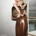 11 fashion editorials met een kat als figurant