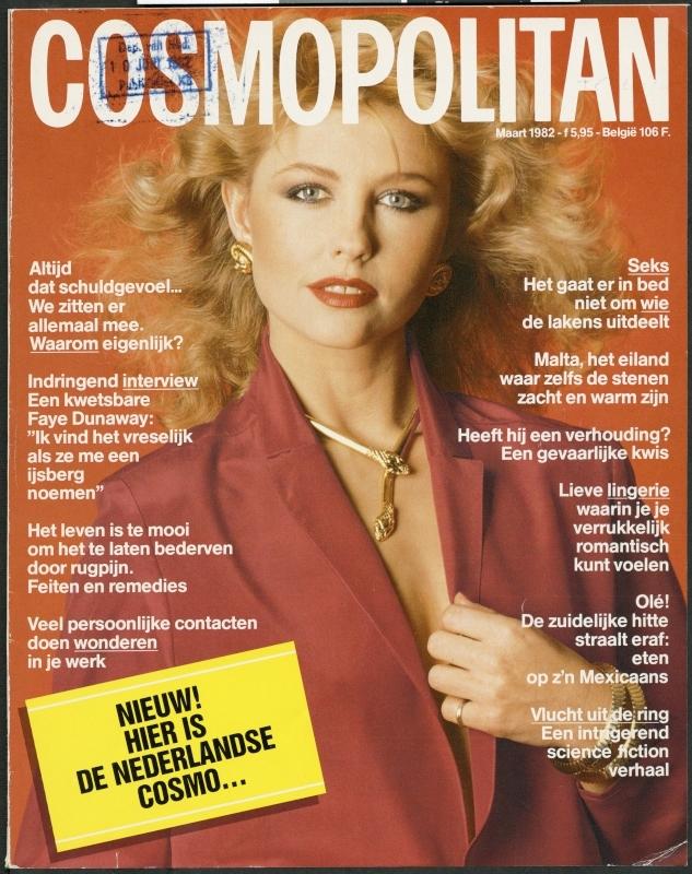 Cosmpolitan 1982