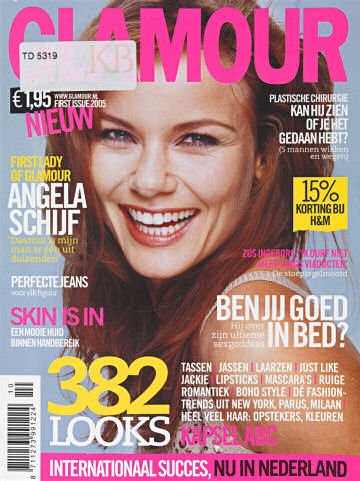 glamour nl 2005