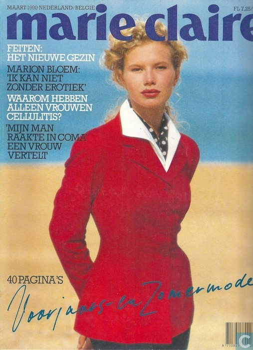 marie claire nl 1 1990
